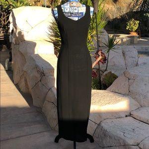 Rampage Sleek Evening Gown - Vintage 90's